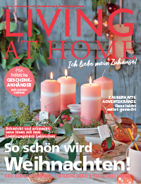 LIVING AT HOME ADVENTSKALENDER GEWINNSPIEL 2019